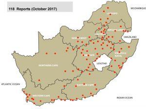 Disease Report - October 2017