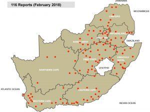 Disease Report - February 2018